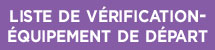 Liste de verification