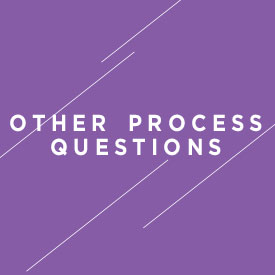 Other Process Questions